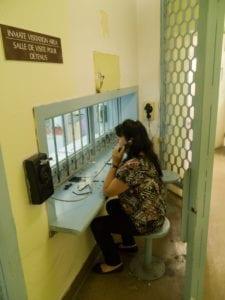 jail visitation