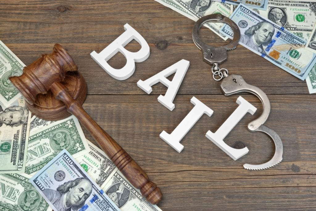how is bail determined
