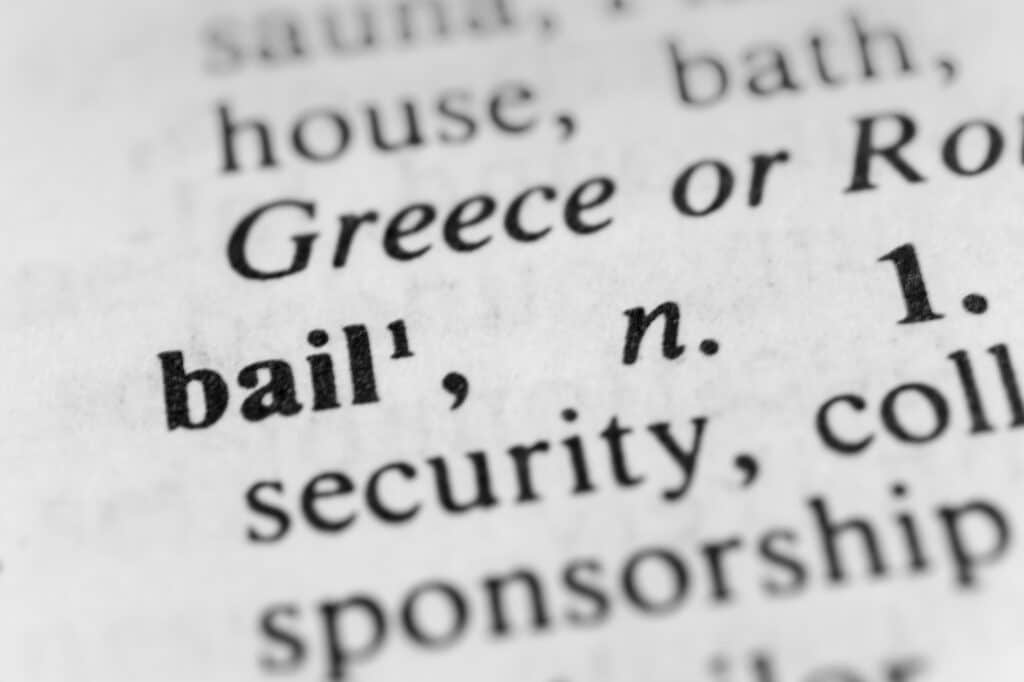what is a bail bond
